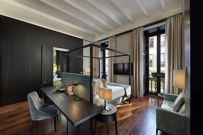 Presidential Suite 5 Star Hotel Mandarin Oriental Milan