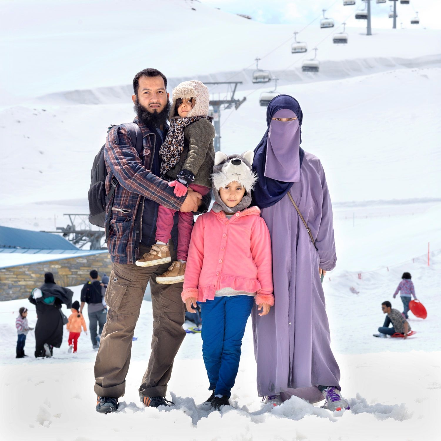 The Austrian Village That S A Muslim Holiday Hotspot In Pictures Austrian Village Muslim Holidays Hot Spot