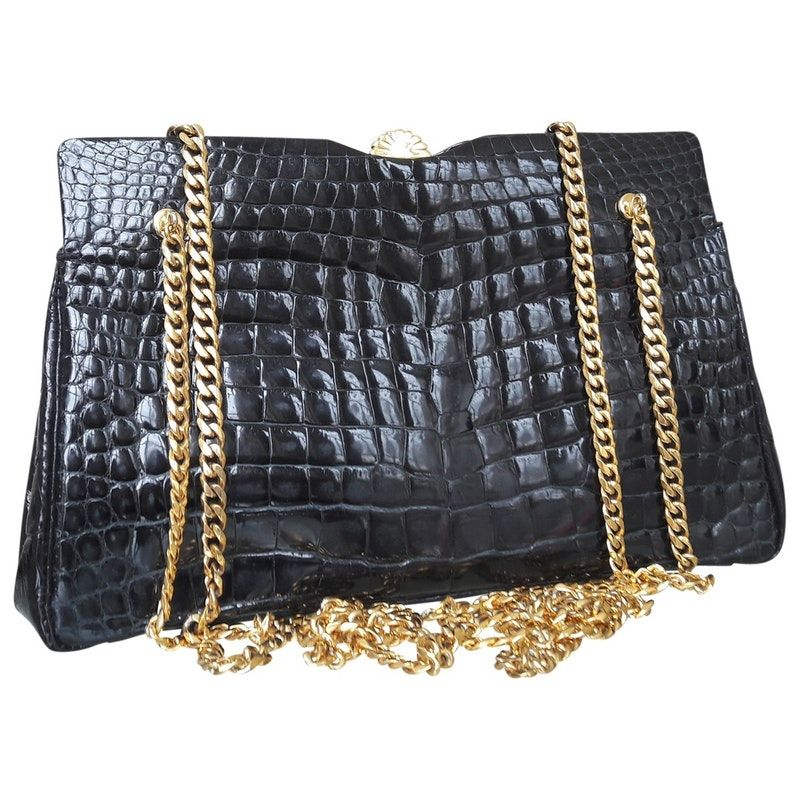 Buy your crocodile handbag DIOR on Vestiaire Collective d877454be4d82