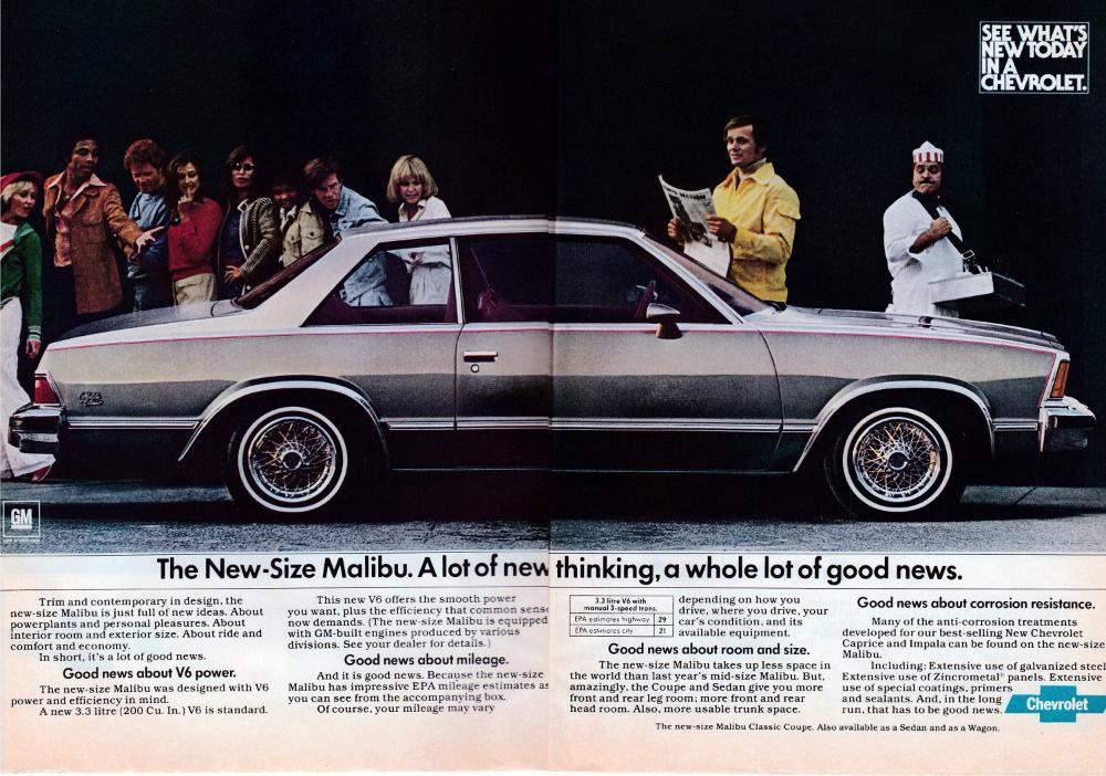 1978 Chevrolet Malibu Caprice Both For One Price Original 4 Etsy Chevrolet Malibu Chevrolet Malibu