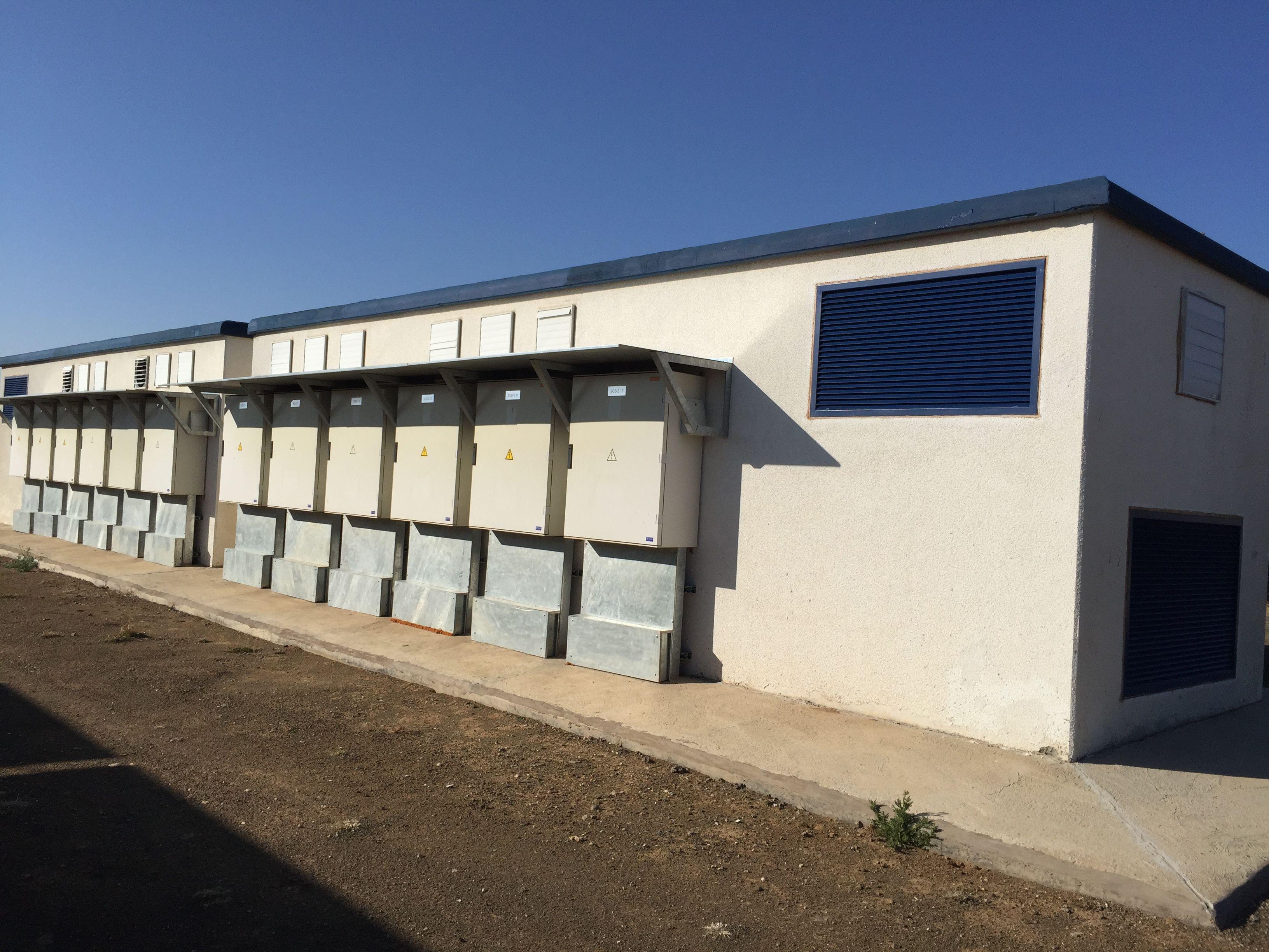 Solar Hydrogen Mini Grids Pioneered In Uganda Solar Solar Electric Hydrogen Generator