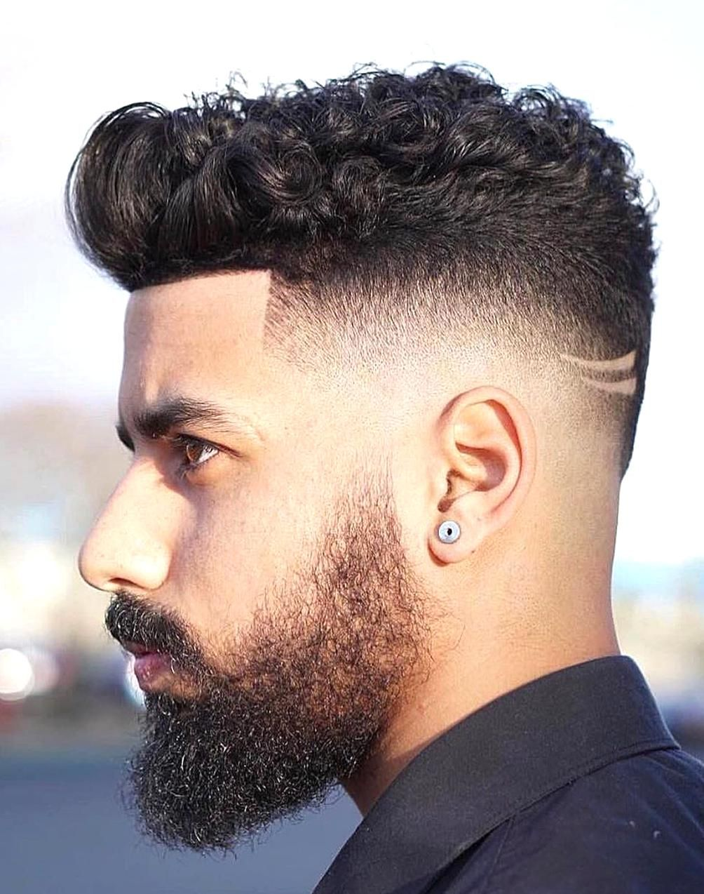 17 Best Short Hairstyles For Men 2020 The Indian Gent In 2020 Curly Hair Men Fade Haircut Mens Haircuts Fade