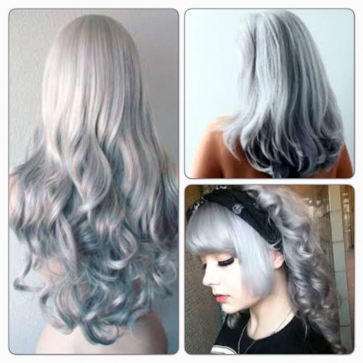 Grey Hair Dye Color Best Hair Color To Cover Gray At Home Check