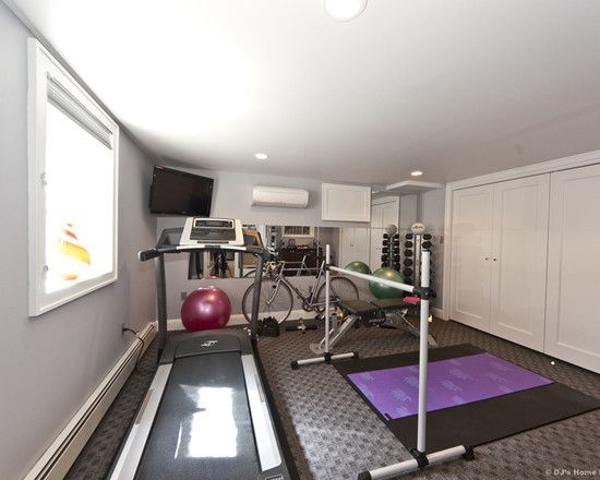 Home Gym Laundry Room Design Pictures Remodel Decor And Ideas