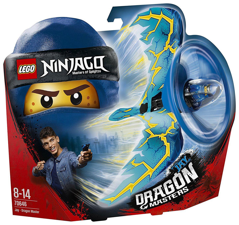 LEGO® 70645 NINJAGO Drachenmeister Cole