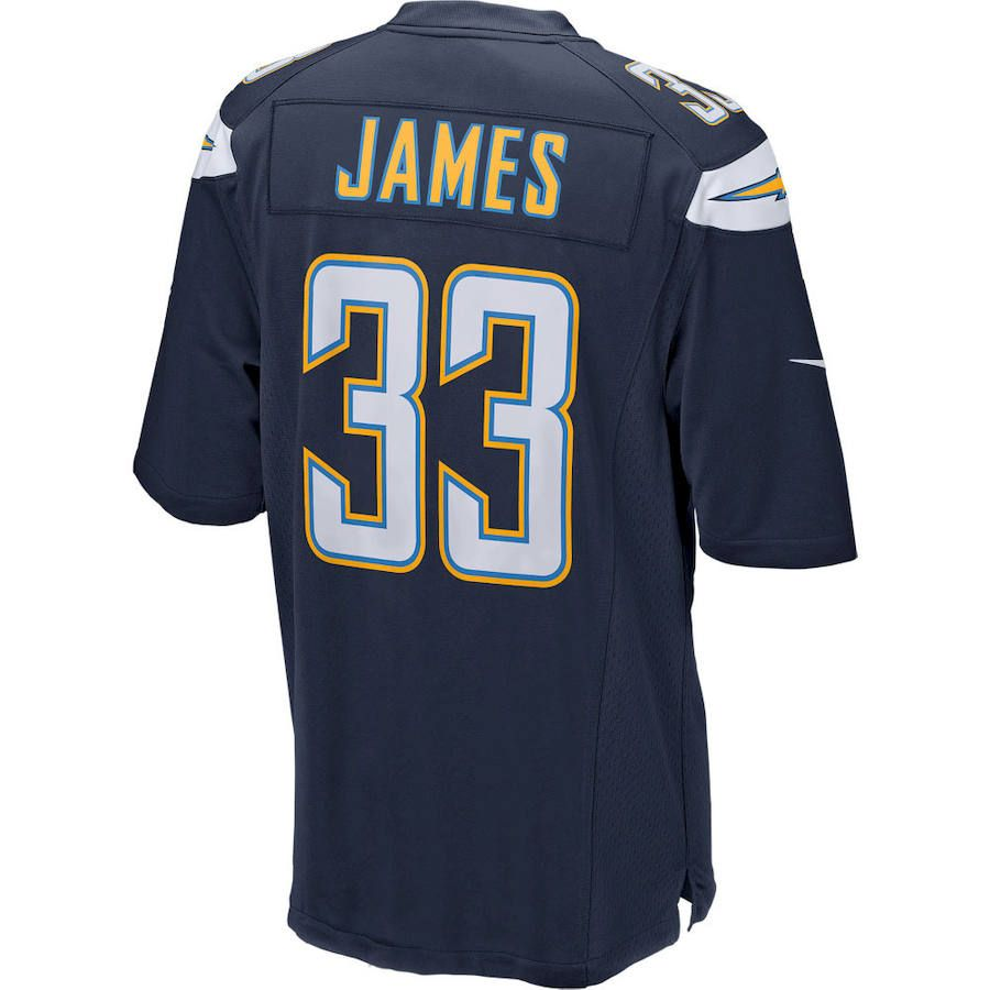 Derwin James Los Angeles Chargers Nike Game Jersey Navy Los Angeles Chargers Jersey Chargers Nfl