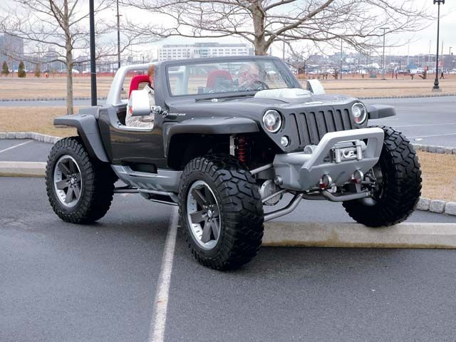 Jeep Hurricane Concept Jeep Concept Jeep Jeep Cars