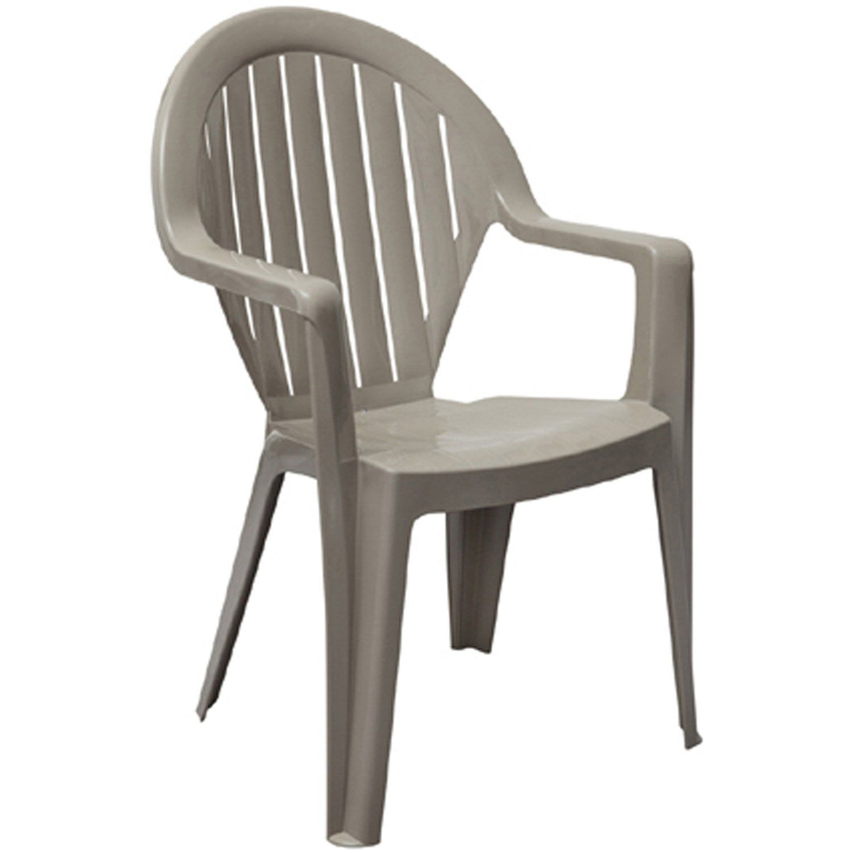 Impressionnant Chaise Plastique Couleur Pas Cher Fauteuil Jardin