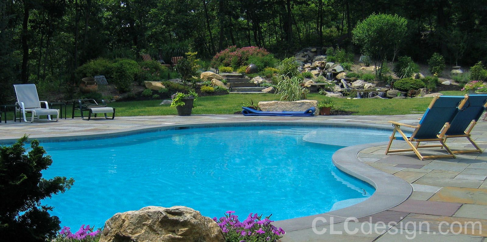 Want To Be The One Hosting The Pool Parties Next Summer It S Not Too Late To Make That Happen Poolparty Swimmingpool Pool Landscape Design Pool Designs