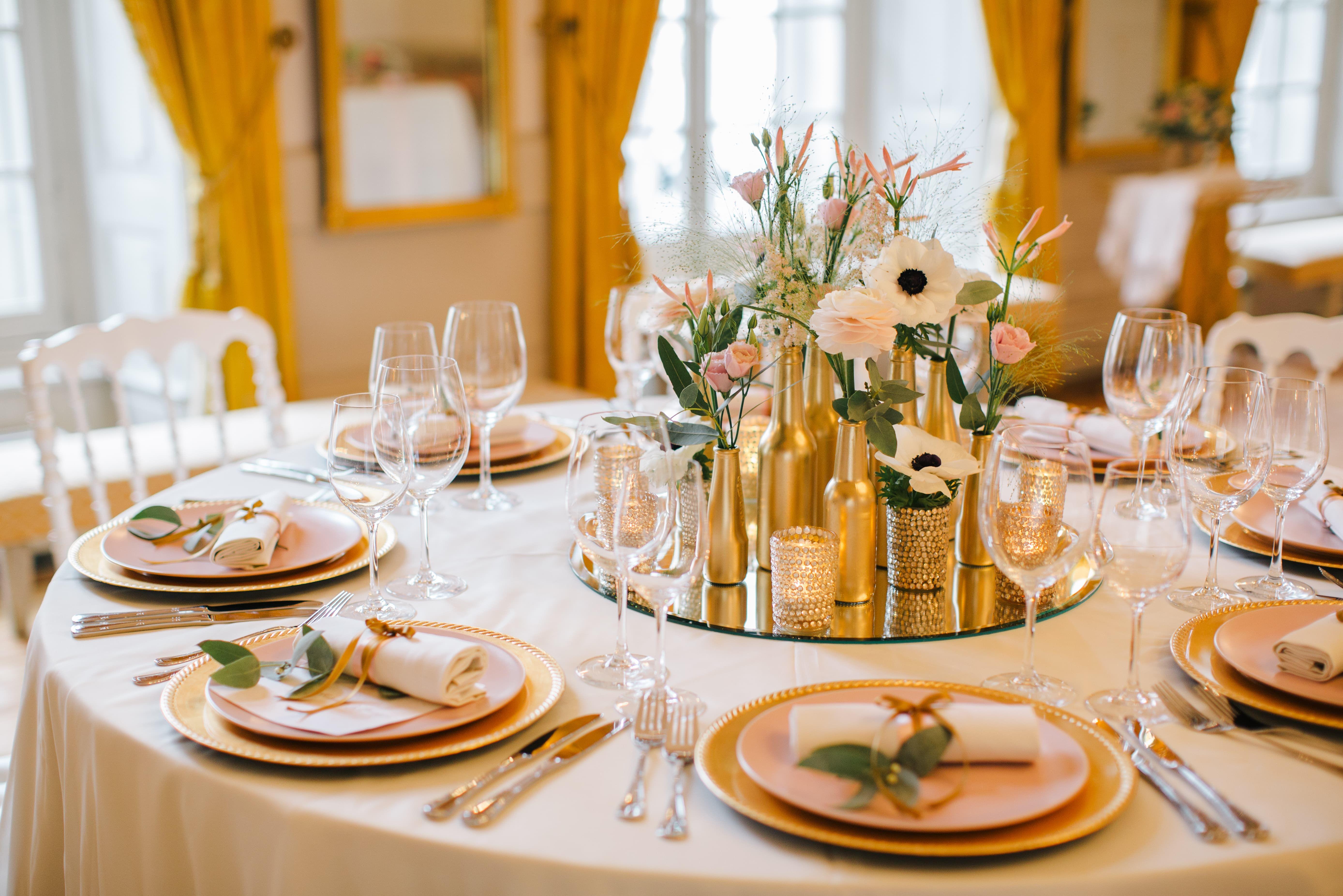 Wedding inspiration, decoration Hochzeitsdekoration – mia and the mouse