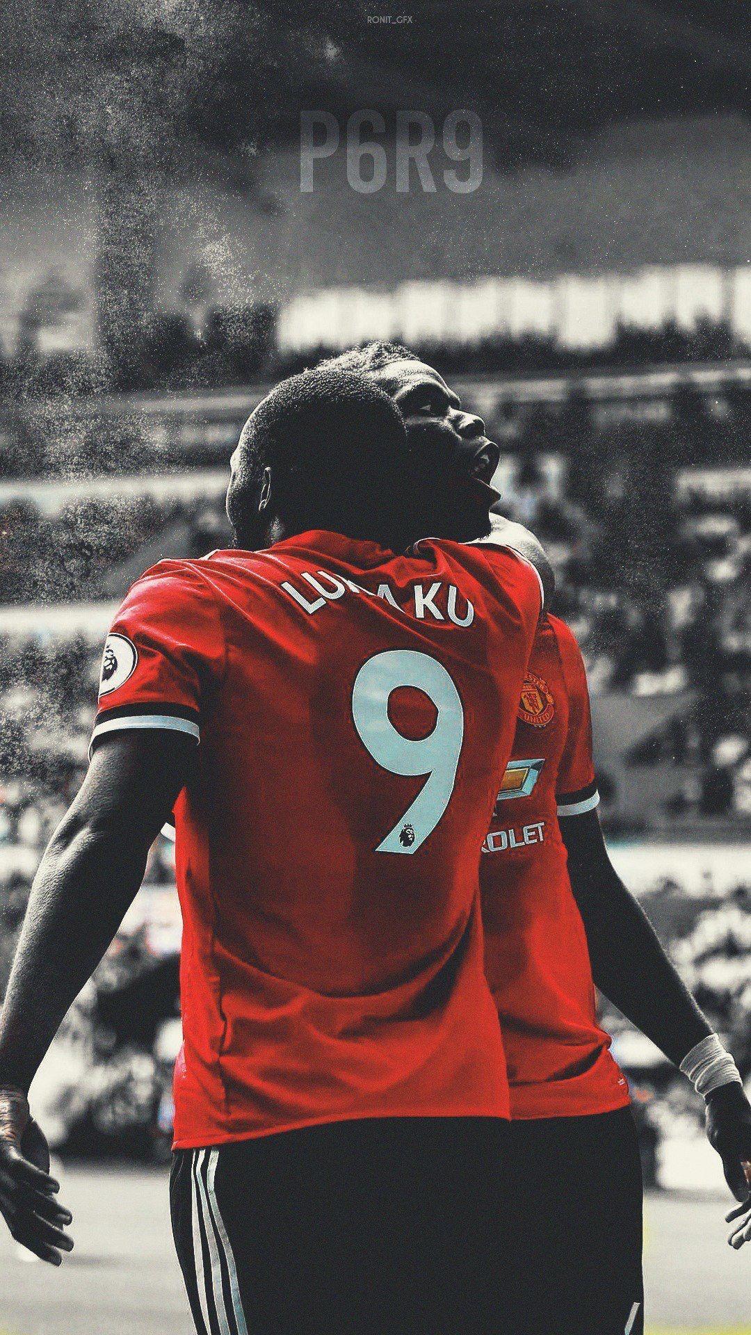 Lukaku. Pogba. Manchester United.
