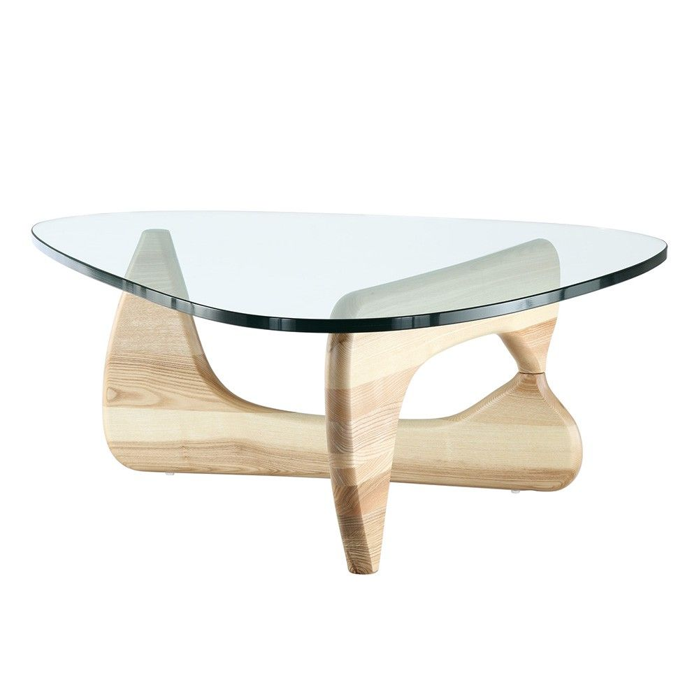 Modern Design Brings Together Different Styles For An Aesthetic All Its Own Here The Sculptu Triangle Coffee Table Contemporary Modern Furniture Coffee Table [ 1000 x 1000 Pixel ]