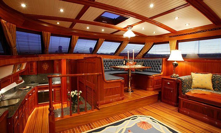 Boat Interiors - Google Search