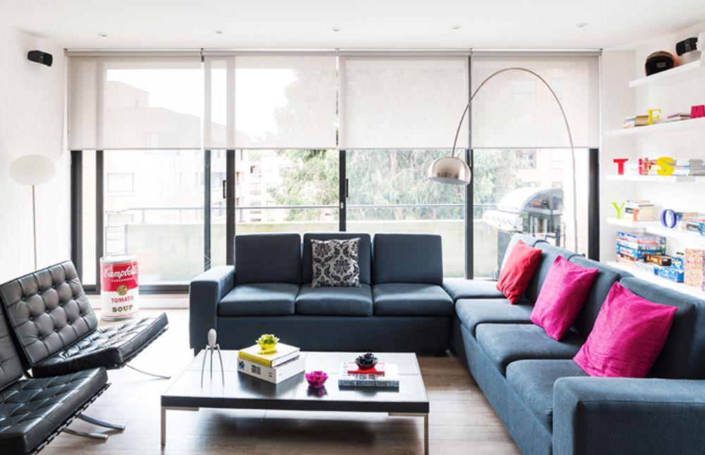 No solo las casas se construyen, los sueños también, y este apartamento es el fiel reflejo de eso.