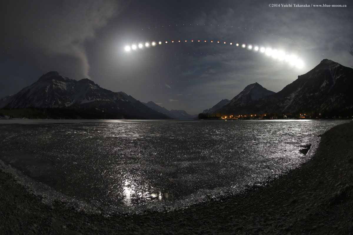 Images eclipse lunar eclipse 2015 gif on gifer by agameena.