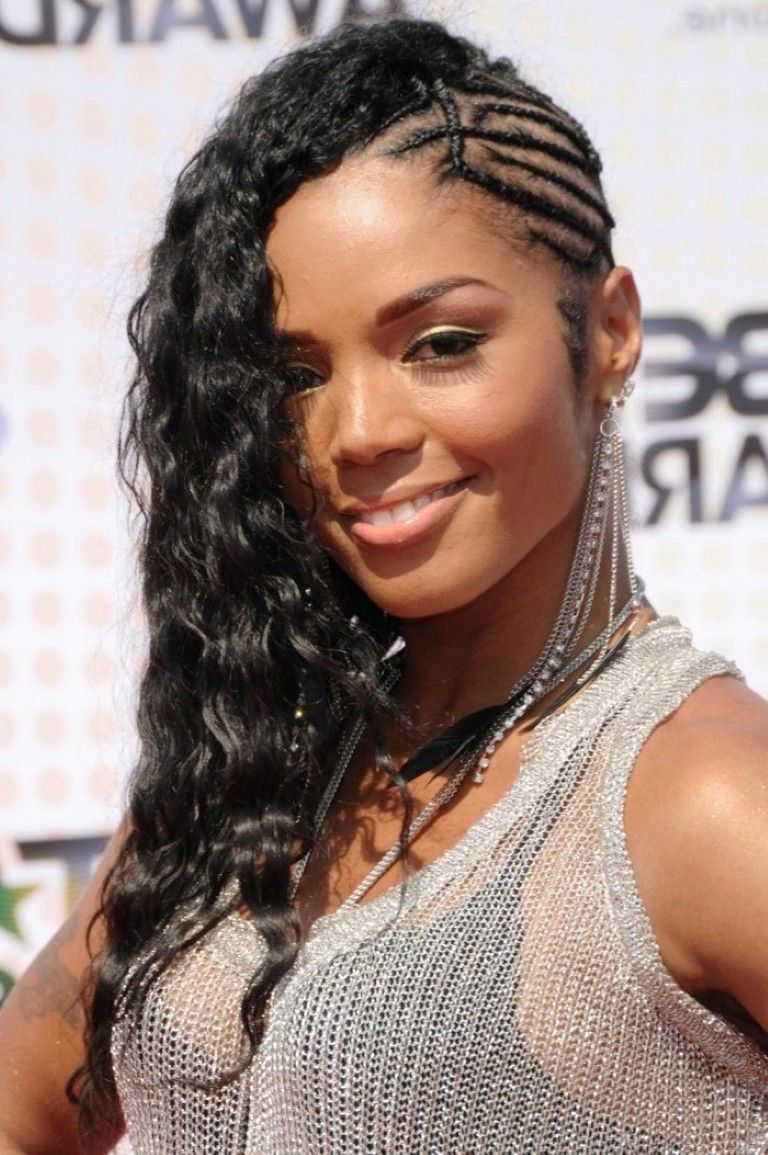 Awesome Black Weave Black Women And Braids For Long Hair On Pinterest Hairstyles For Men Maxibearus