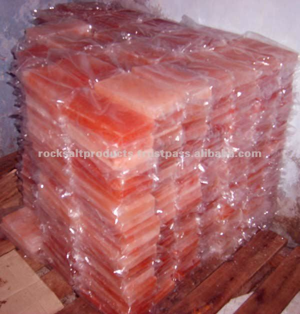 High Quality Multicolors Salt Tiles For Rooms Spa Himalayan Rock Bricks And Product On Alibab