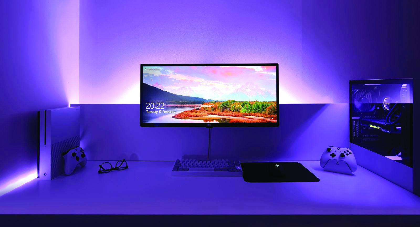 Diy Computer Desk Concepts With Images Custom Computer Desk