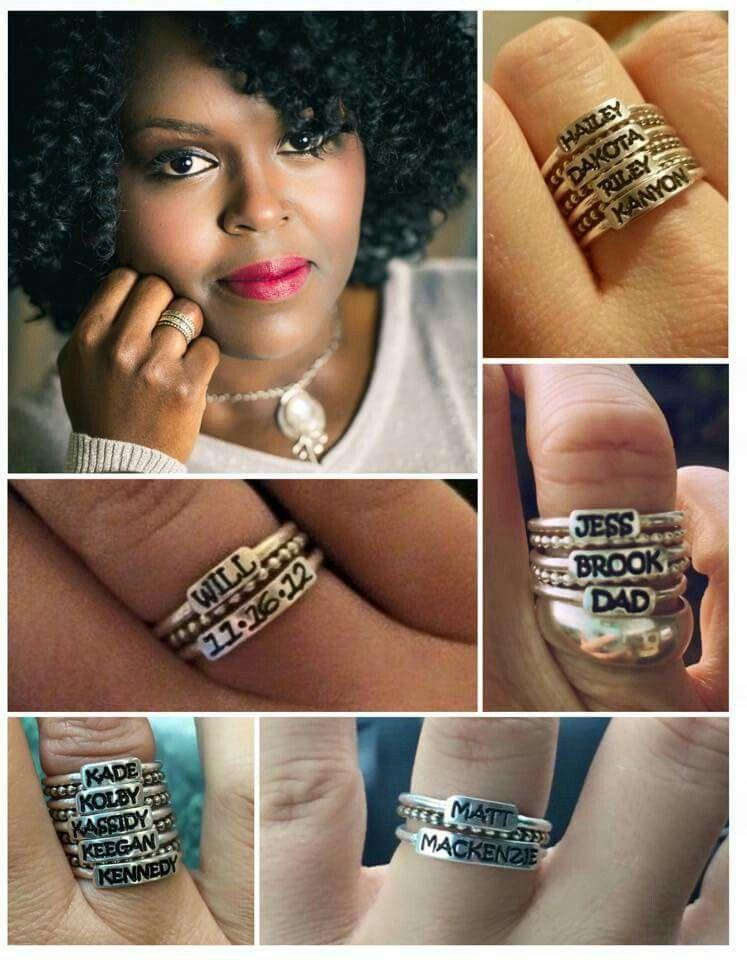 "Keeps On Ringing: Keep Them Close. ""Say It On A Ring"" Www.heidijhale.com 20"