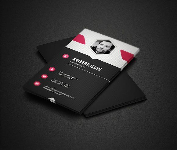 personal business cards templates free