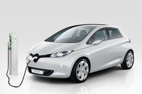 Electric Cars Car Green Alternative Energy