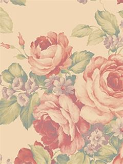 AB27613 - Wallpaper | Abby Rose 2 | AmericanBlinds.com
