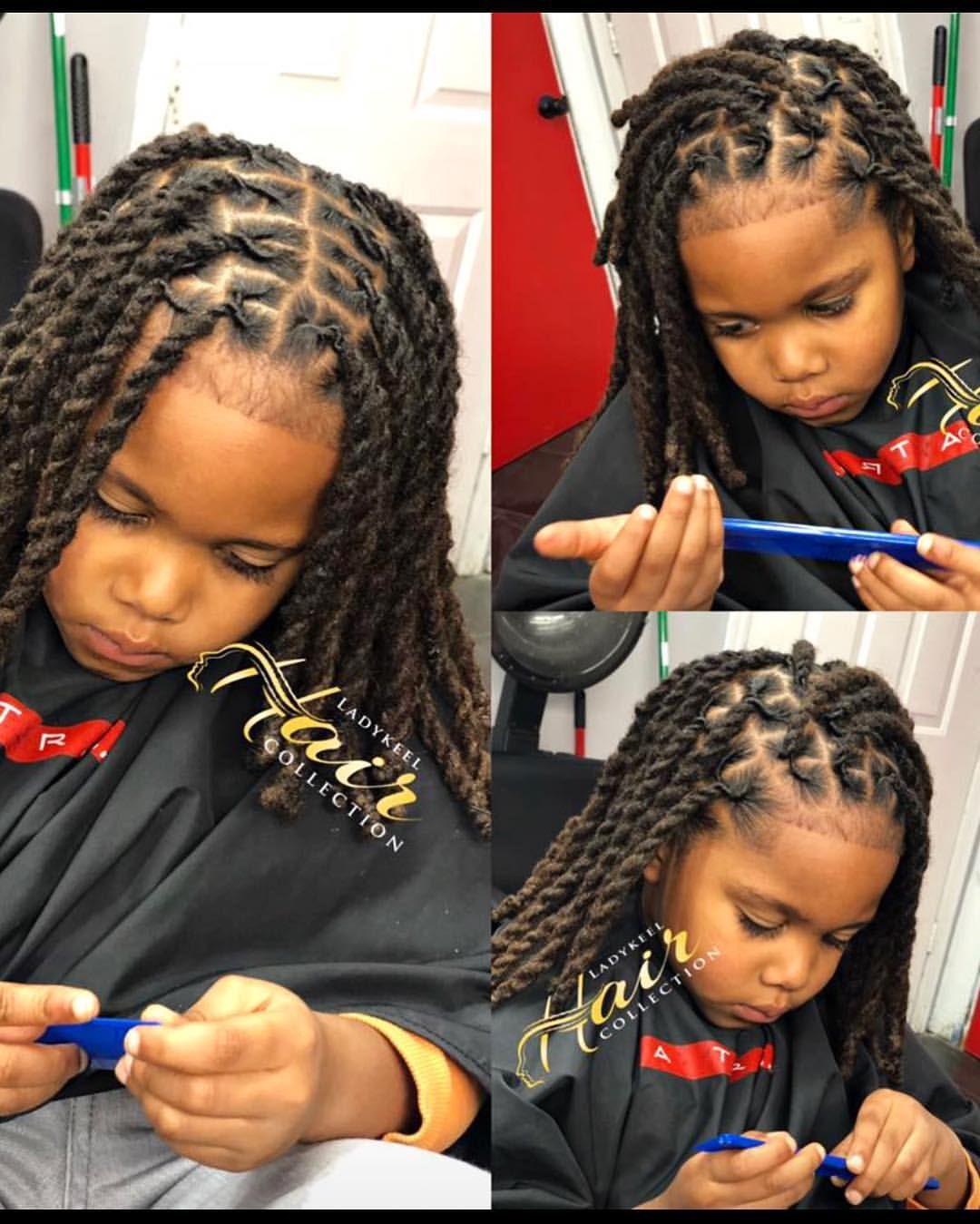 Repost Via Stylist Salon Ladykeelslayhair Nov 16 2018 At 12 07pm Ut In 2020 Kids Hairstyles Kids Braided Hairstyles Braids For Boys