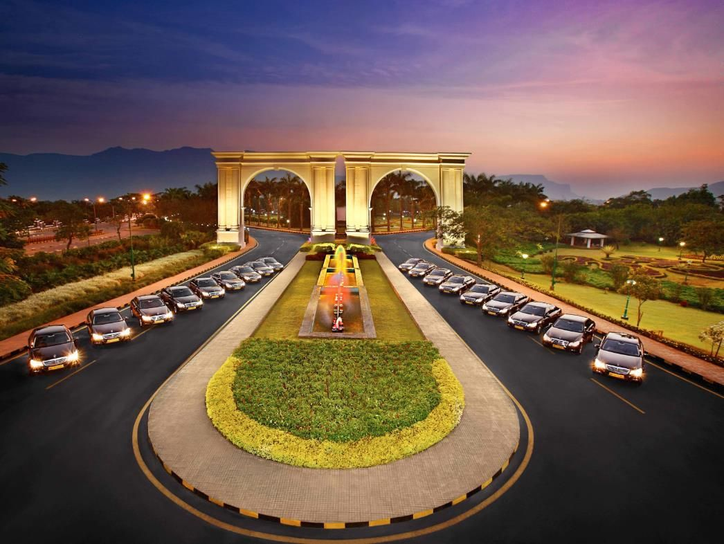 Lonavala Aamby Valley City India, Asia Set in a prime