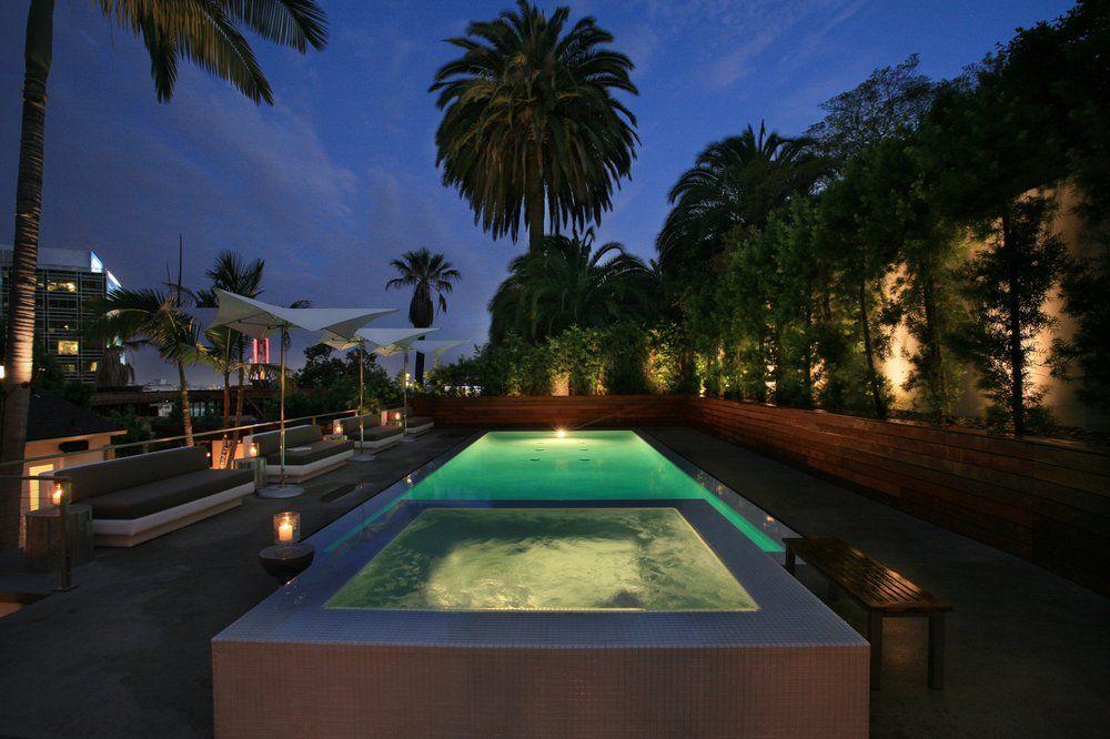 Los Angeles Pool Builders West Hollywood Ca United