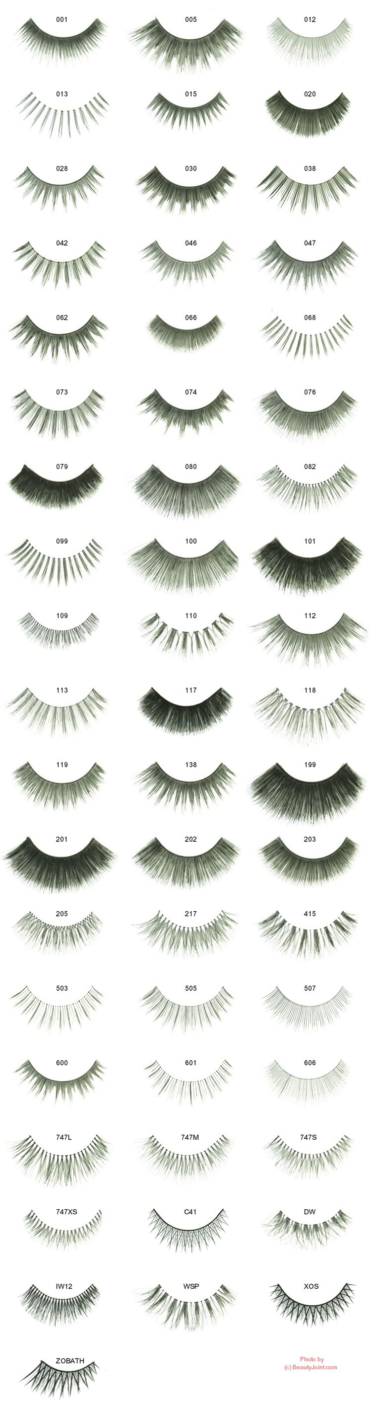 423e7b7794e CHERRY BLOSSOM False Eyelashes. These are so much fun for a special night  out!