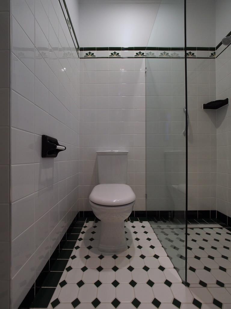 bathroom glass floor tiles. Art Deco Floor Tiles, Toilet Suite, Glass Panel Shower Screen. Bathroom Tiles I