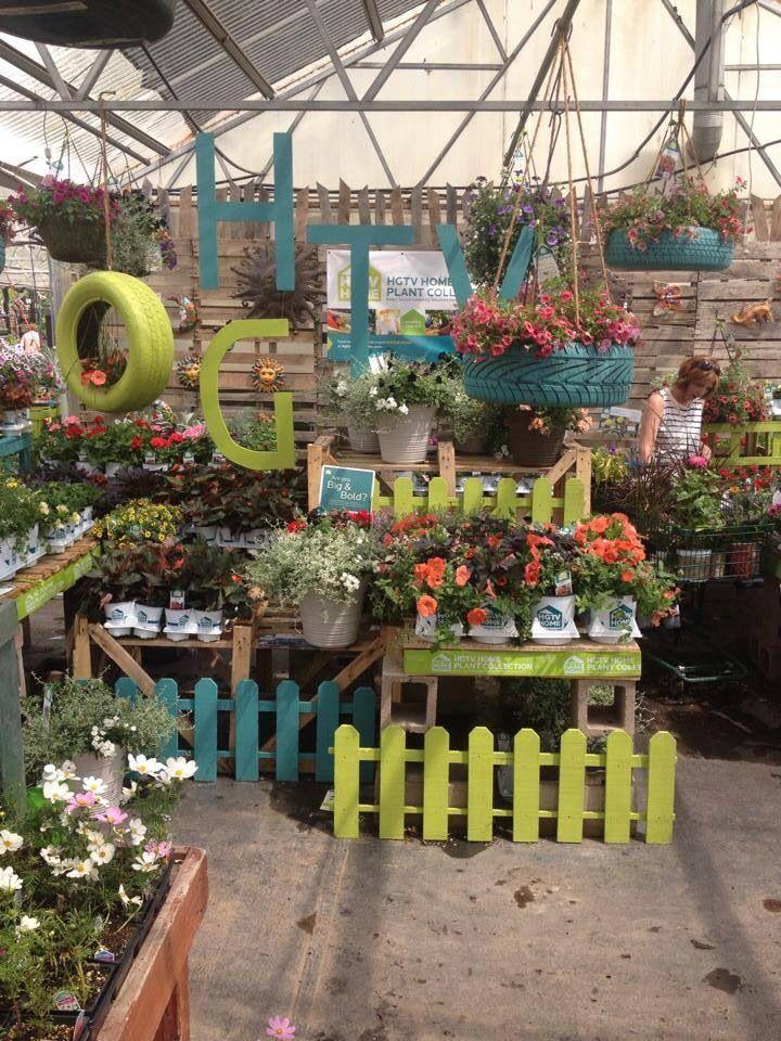 Retail Store Ideas With Images Garden Center Displays Garden