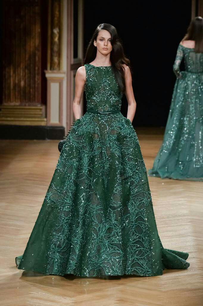 Ziad Nakad Fall 2016 Couture Collection