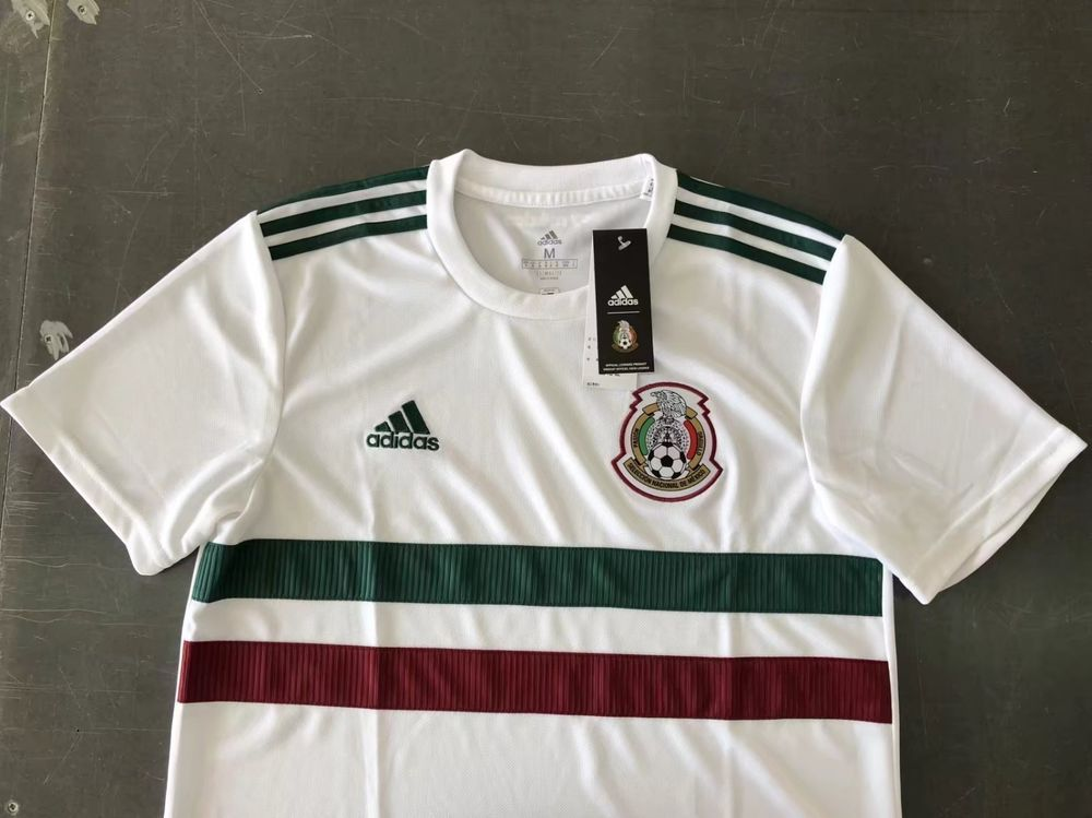 separation shoes a9e4b be434 Mexico Away 2018 Jersey Authentic New Brand world cup russia ...