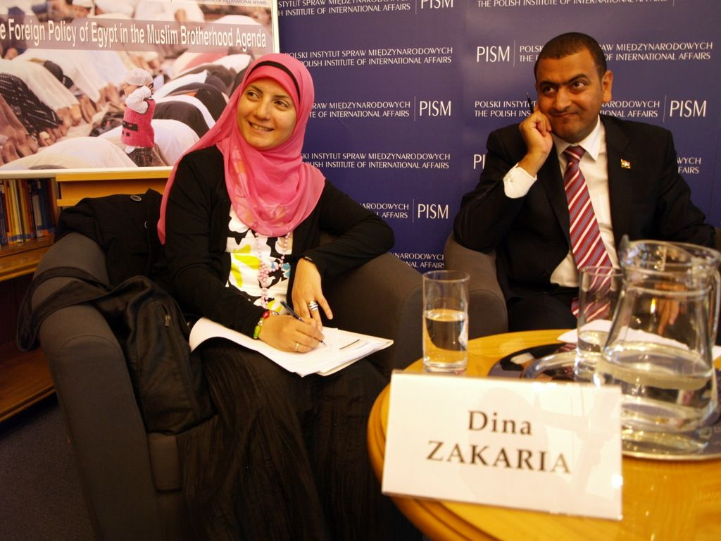 Dina Zakaria (Representative for Foreign Affairs and Women… | At the