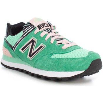 8ae1792417a New Balance Sapatilhas New Verde Balance 574 verde 350x350