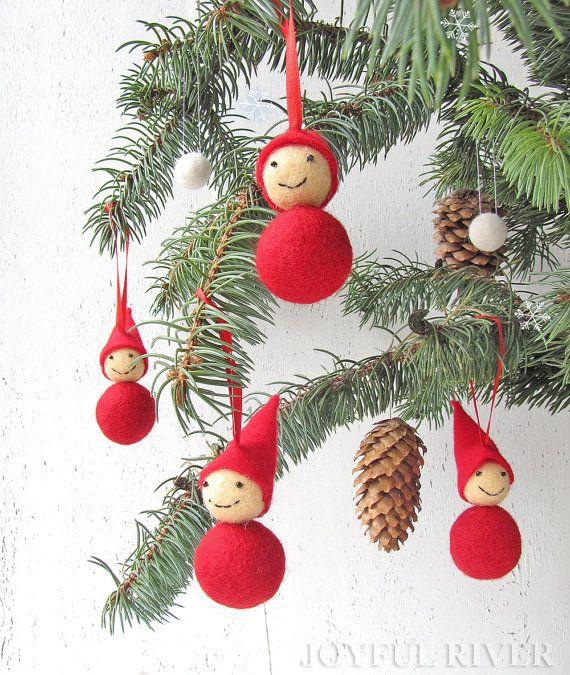 Danish Christmas Trees: Scandinavian Christmas Decoration