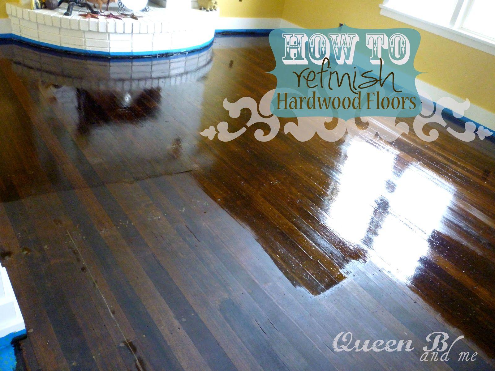 How to refinish hardwood floors lil luna diy decor pinterest how to refinish hardwood floors lil luna solutioingenieria Images