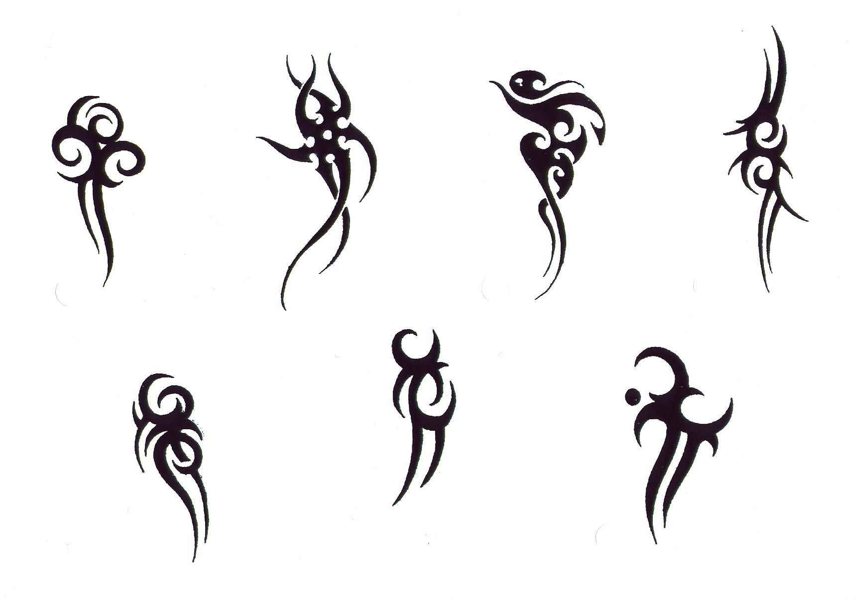 Small Tribal Tattoos For Men Tribal Tattoo Men On Pinterest Tribal Small Tribal Tattoos Simple Tattoo Designs Tribal Tattoos