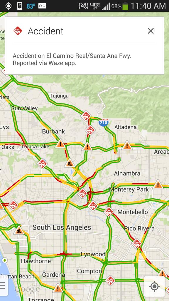 Google Adds Data From Waze To Maps App   ZAGGblog #ZAGGdaily