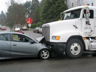 Chicago Truck Accident Lawyers | Boss Man You are not going