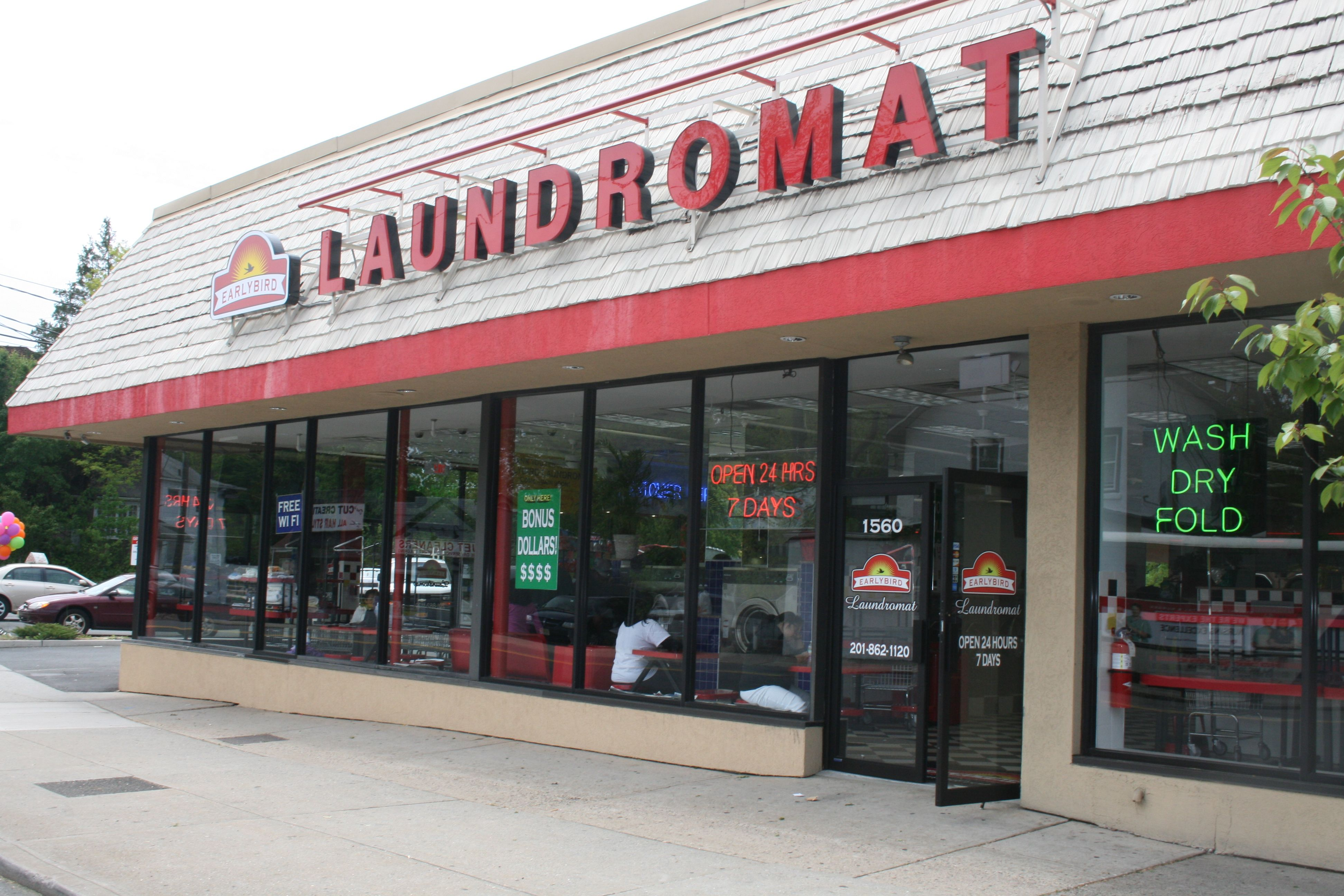 24 Hour Laundromat Teaneck Nj Earlybird Laundromat Teaneck