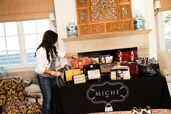 Miche Purse Home Party Displays   Google Search