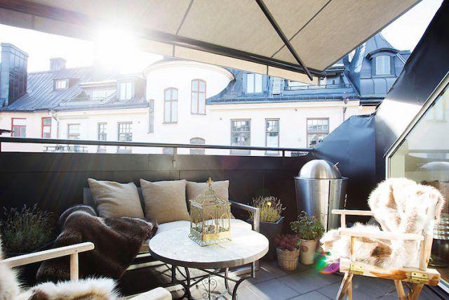Terrasse tropézienne aménagement pour profiter dun coin de ciel bleu