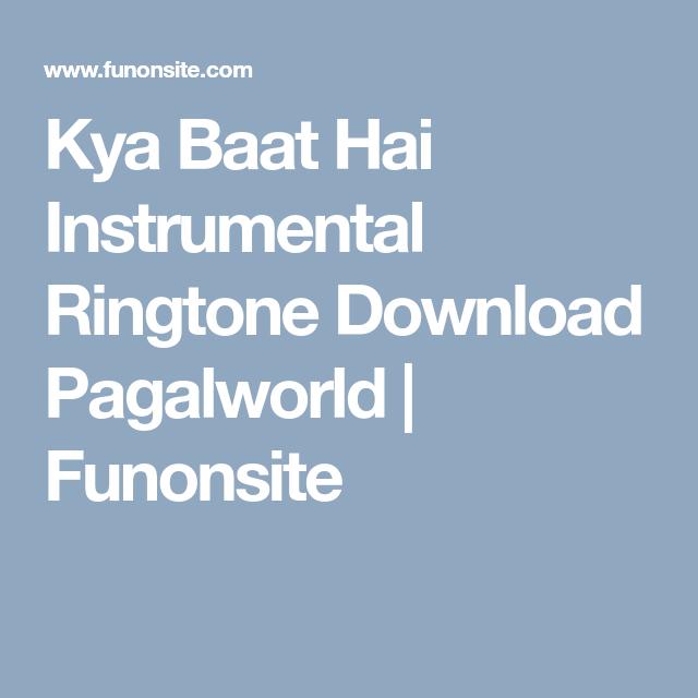 ringtone download mp3 2019 new hindi pagalworld