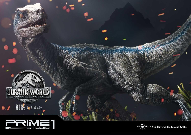 Prime 1 Studio Jurassic World: Fallen Kingdom Blue 1/6 Scale