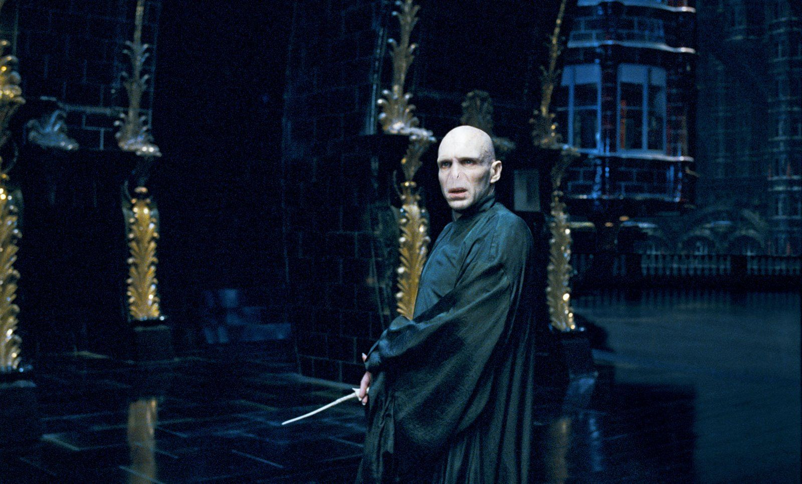 harry potterralph fiennes as lord voldemort | harry potter