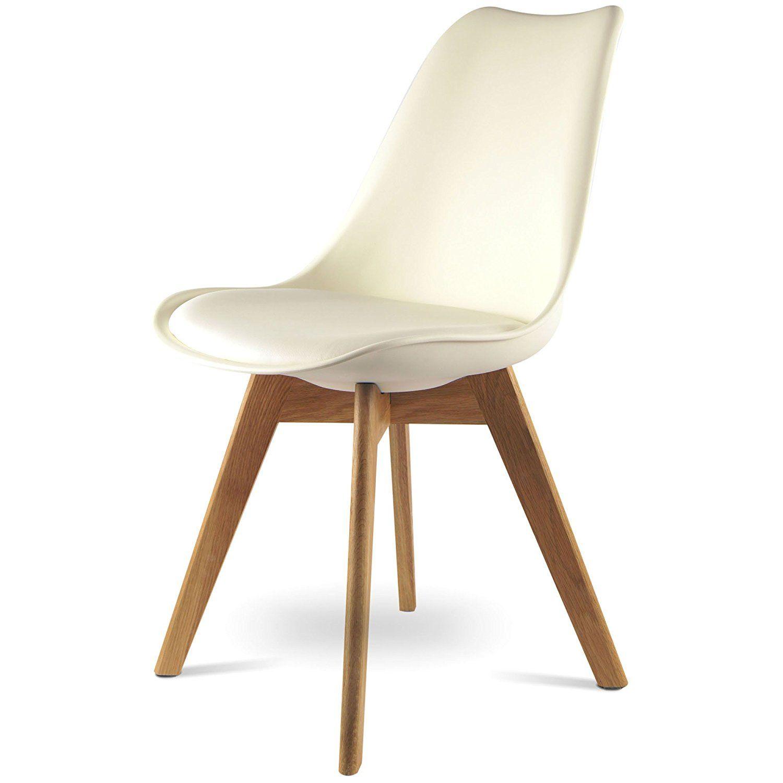 Esstischstuhl Weiß mojo design stuhl esstischstuhl holz gestell in weiss wo sel weiss
