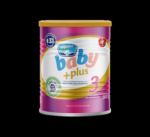 Alimenta A Tu Bebé Con Lo Mejor Fórmula Infantil Alpina Baby Plus Etapa 3 Con Los Mejores Ingredientes Para El Des Fórmula Infantil Pañales Muñecas De Foamy