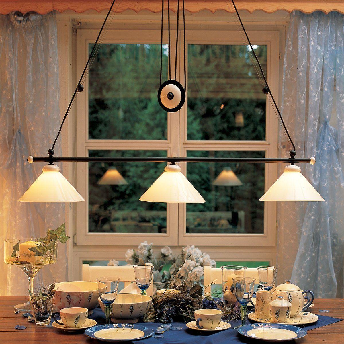 Qualitätsleuchte Von MENZEL Leuchten Für Esstisch Und Mehr. #Landhaus